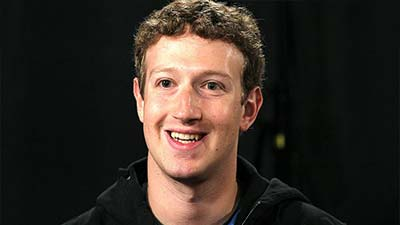 mark zuckerberg pendiri dari facebook