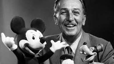 Walt Disney pendiri dari Disney