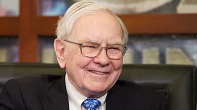 Warren Buffet investor terkemuka di dunia