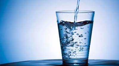 minuman murni air putih