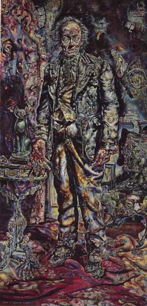 pic dorian gray Lukisan Paling Mengerikan di Dunia