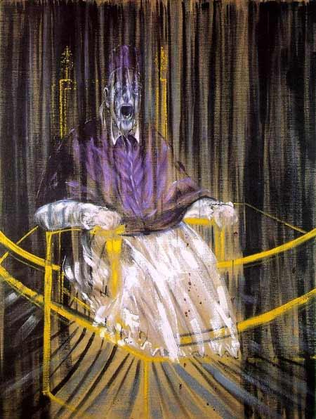 study after pope Lukisan Paling Mengerikan di Dunia