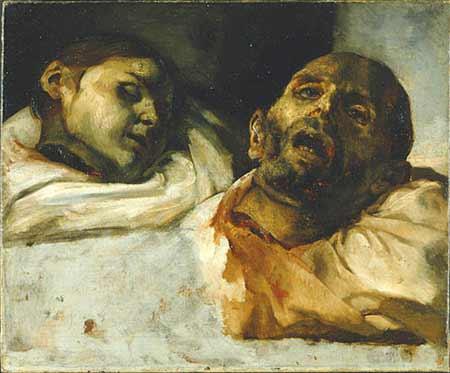 the sever Lukisan Paling Mengerikan di Dunia