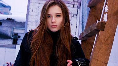 Russian beautiful girl